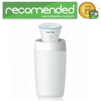 Smart Frog Mini Humidifier Waterlily - KW-JSQ02 - Putih