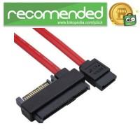 Chenyang SFF-8482 SAS 29 Pin to 7 Pin SATA HDD Raid Cable with 15 Pin