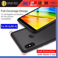Case Xiaomi Mi A2 Mi 6X Casing Slim BackCase hp Cover MiA2 / Mi6x