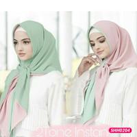 Hijab jilbab bergo kerudung scarf instan to