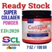 Neocell - Super Collagen - Type 1 & 3 - 198 gr Powder - New Packing
