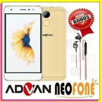 HP MURAH Advan G1 4G LTE 32GB - Ram 3GB/32GB + Bonus Headset Sport