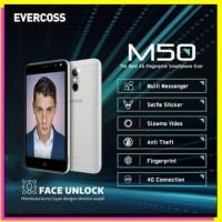 HP MURAH Evercoss M50 4G LTE Face Unlock - Ram 1GB/8GB - Garansi Resmi
