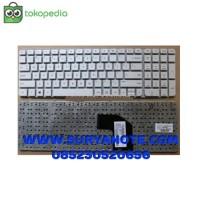 Keyboard Laptop HP Pavilion G6-2000 White