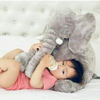 TERMURAH - Boneka Gajah import / Bantal Bayi bentuk Gajah