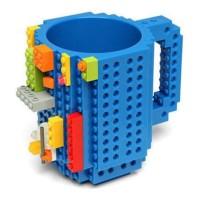 Gelas Mug Lego - Blue