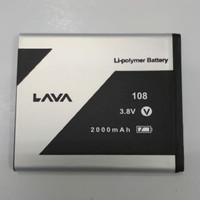 Baterai Lava Iris Leb 505 / 108 / Ori / battrey / batrai / batre hp