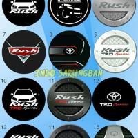 Cover Ban / Sarung Ban Serep Mobil Rush
