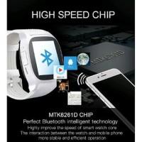 T8 Smartwatch Bluetooth Support SIM TF Card Kamera Life Waterproof