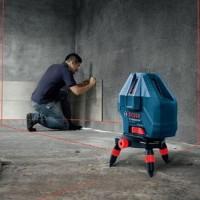 Laser Level Mini Bosch GLL 5-50 X Professional + Tripod 5/8