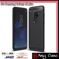 Case Samsung Galaxy A8+ / Plus Casing Slim Hp Back Case And Cover A8 +