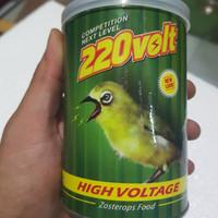 Promo Pakan burung pleci 220 Volt