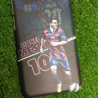 CASING HP VIVO Y55/Y55S/CASE MESSI FULLPRINT