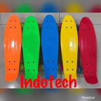 Skateboard Cruiser Penny Board RODA LED
