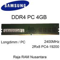 [BARU] RAM / MEMORY SAMSUNG PC DDR4 4GB