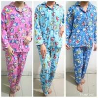 dress murah,gamis,blouse,tunik, Piyama Doraemon Bulan Binta