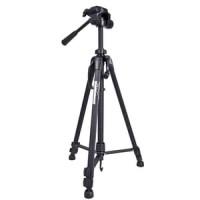 Weifeng Portable Lightweight Tripod Video & Camera - WT-3520 - Hitam
