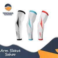 SAHOO Arm Sleeve /Manset / Warmer / Pelindung Tangan Sepeda Anti UV