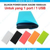 Silicone Case Xiaomi Mi Power Bank 10000mAh Versi 2 (Generasi 2)