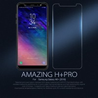 NILLKIN TEMPERED GLASS (AMAZING H+ PRO) - SAMSUNG GALAXY A6 PLUS / J8