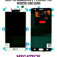 LCD TOUCHSCREEN SAMSUNG J 7 PLUS/C 701 ORI WHITE