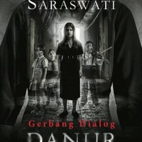 BUKU NOVEL Gerbang Dialog Danur (Cover Film)