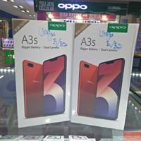 Hp Oppo A3s RAM 3/32-Red & Dark Purple-Garansi Resmi