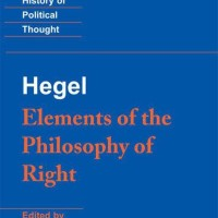 Hegel's 'Elements of the Philosophy of Right' - David James