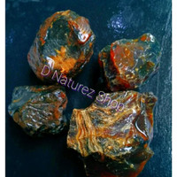 GOLDEN BROWN AMBER NATURAL ROUGH TEMBUS SENTER HIQH QUALITY