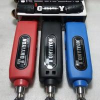 Griplock Kunci Stir Stang Sepeda Motor TONYIYON - Hitam