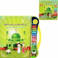 Mainan anak muslim e-book 3 bahasa