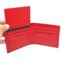 TP16 Dompet Pria Ferrari US RED Premium Import Limited