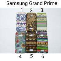 Case Ultrathin Batik For Samsung Grand Prime G530 / Softcase Samsung