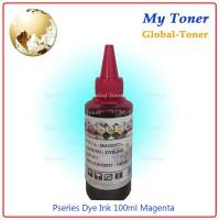 TINTA KOREA DYE INK P-SERIES 100ML REFILL PRINTER EPSON MAGENTA L210