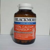 Jual blackmores total calcium magnesium + vitamin d3 125 capsule Murah