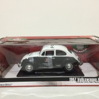 Greenlight 1/18 1967 VW Fusca Brazil Civil Police