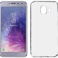 Samsung Galaxy J4 360 DEGREE TPU SLIM SILICONE/ 360 TPU CLEAR CASE