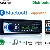 Tape Audio Mobil Multifungsi Bluetooth USB MP3 FM Radio JSD-520