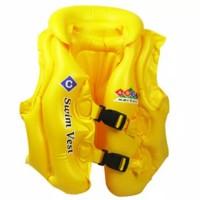 Harga swim vest abc pelampung rompi anak sz m jaket | Hargalu.com