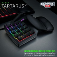 Razer Tartarus V2 mechanical Membrane Gaming Keypad