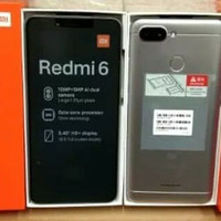 HP XIAOMI REDMI 6 (XIOMI MI REDMI 6) - RAM 3/32GB GREY