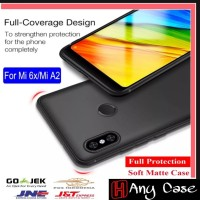 Case Xiaomi Mi A2 / Mi 6X Casing Slim Hp BackCase And Cover