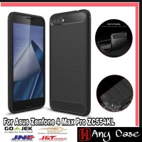 Asus Zenfone 4 Max Pro ZC554KL Soft Case Casing Slim Hp BackCase Cover