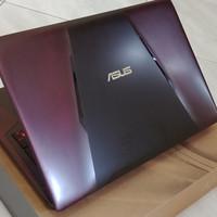 Laptop Gaming Bener Asus FX553VD i7 GTX 1050 adiknya GL553VD ROG Strix