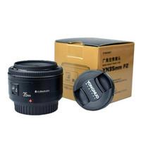 Lensa Fix Yongnuo 35mm F2 YN35mm untuk Kamera Nikon