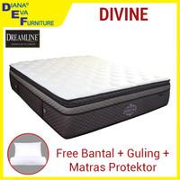 Kasur Spring Bed Dreamline Divine