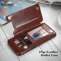 S9 S8 Plus Business Flip Samsung Galaxy S7 Edge Note 8 Wallet Case 11