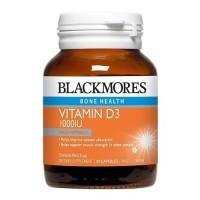 Jual Blackmores Vitamin D3 1000IU- 60 Capsules Murah