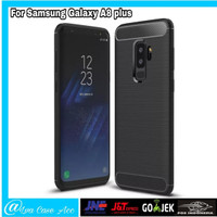 Samsung Galaxy A8+ / A8 Plus 2018 Case Hard Casing Slim Hp Cover
