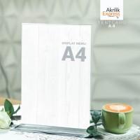 Termurah tentcard menu / display menu